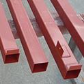 高強度角銅管フレーム