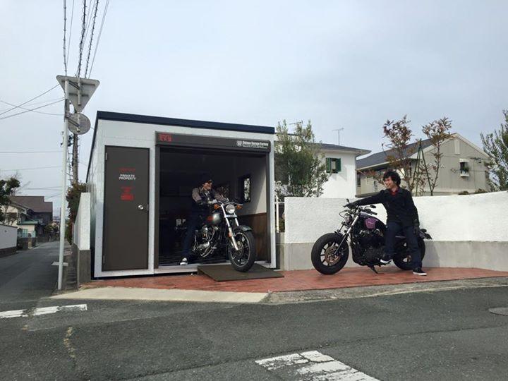バイクガレージのDGF:イメージ1